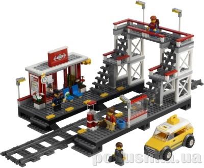 Конструктор Lego Железнодорожный вокзал City 7937