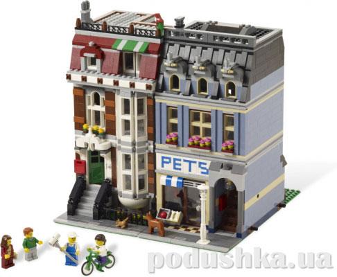 Конструктор Lego Зоомагазин Exclusive 10218