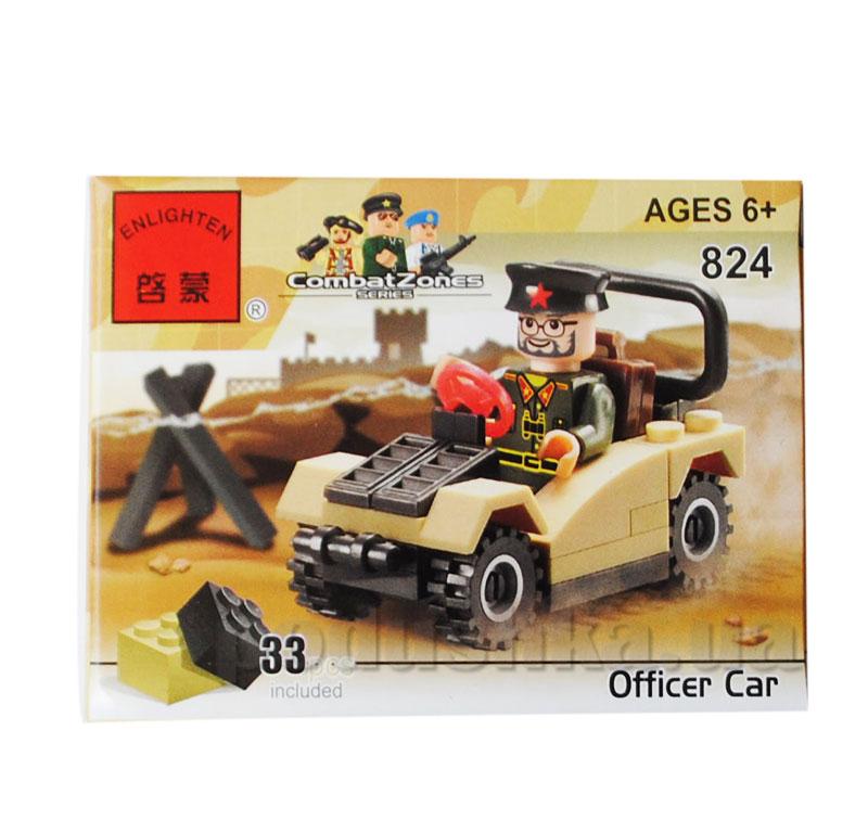 Конструктор Машина Brick 824