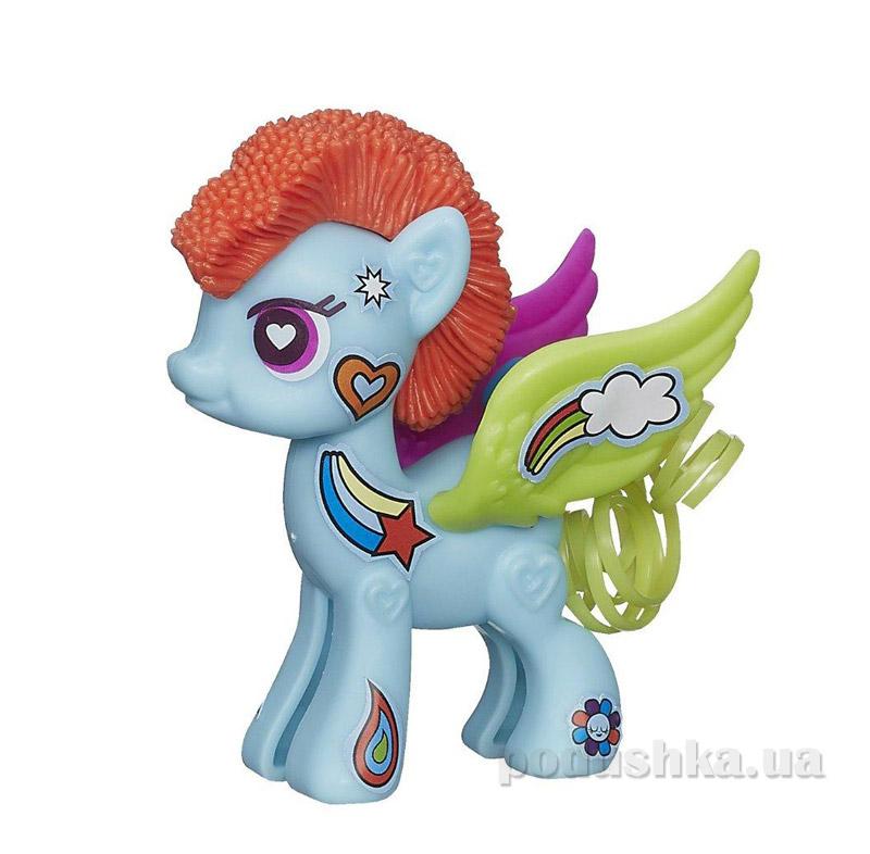 Конструктор Рэйнбоу Дэш My Little Pony