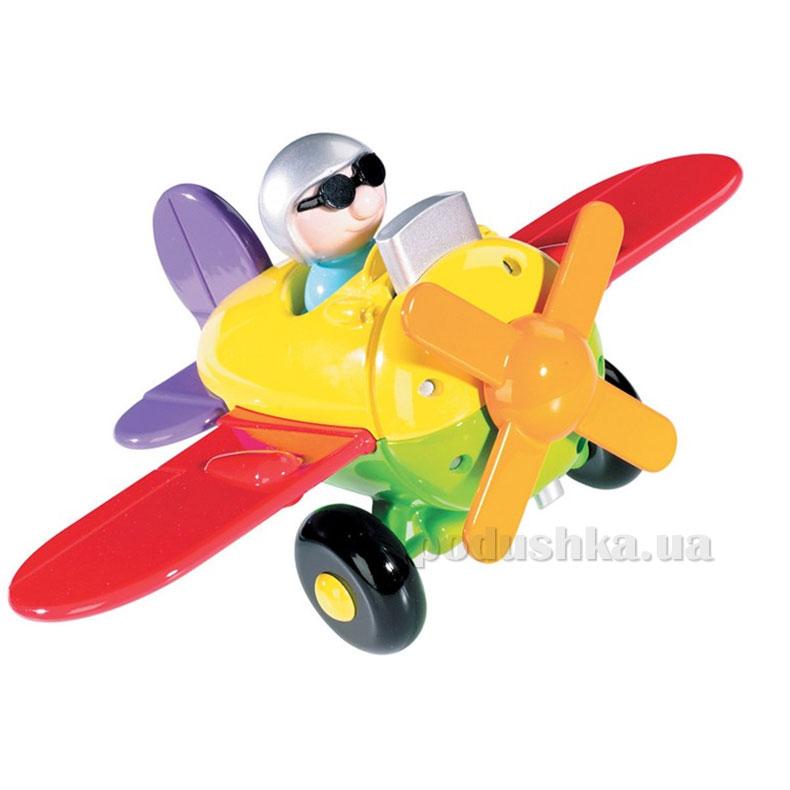Конструктор Самолет 2037 1 Tomy