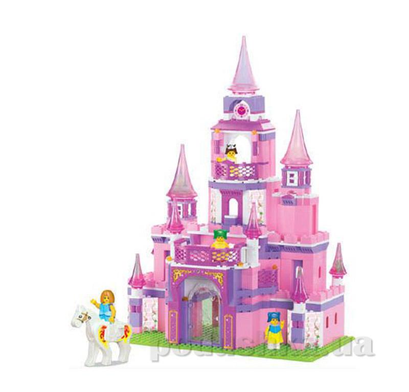 Конструктор Sluban 619947M 38 B 0152 Замок для принцессы