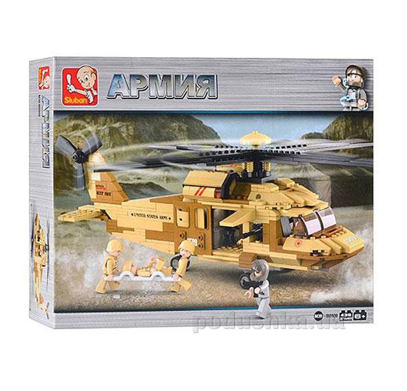 Конструктор Sluban M 38 B 0509 Армия