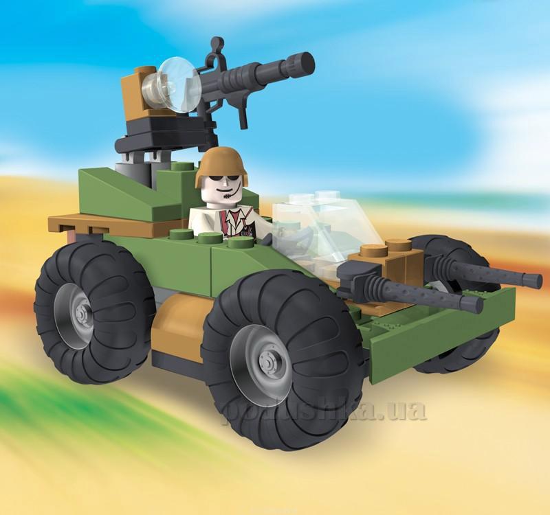 Конструктор транспортное средство Маршал серии Армия Cobi