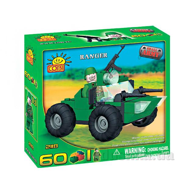 Конструктор транспортное средство Рейнджер серии Армия Cobi
