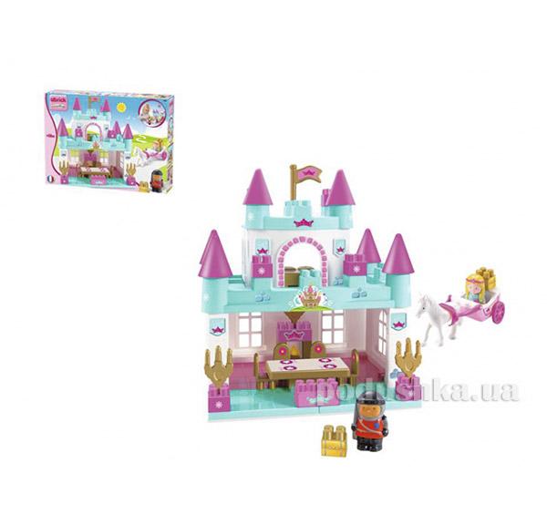 Конструктор Замок принцессы Ecoiffier 3088   Ecoiffier