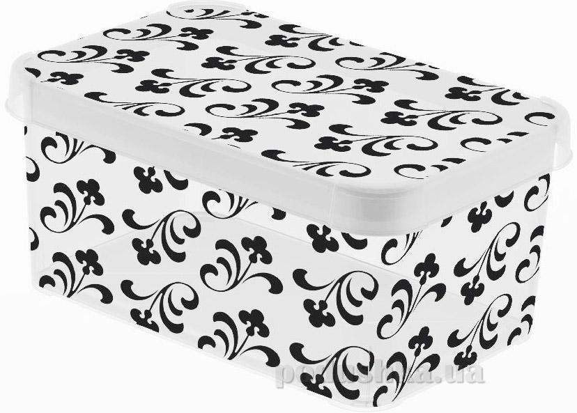Контейнер для хранения Textile box Curver 047103