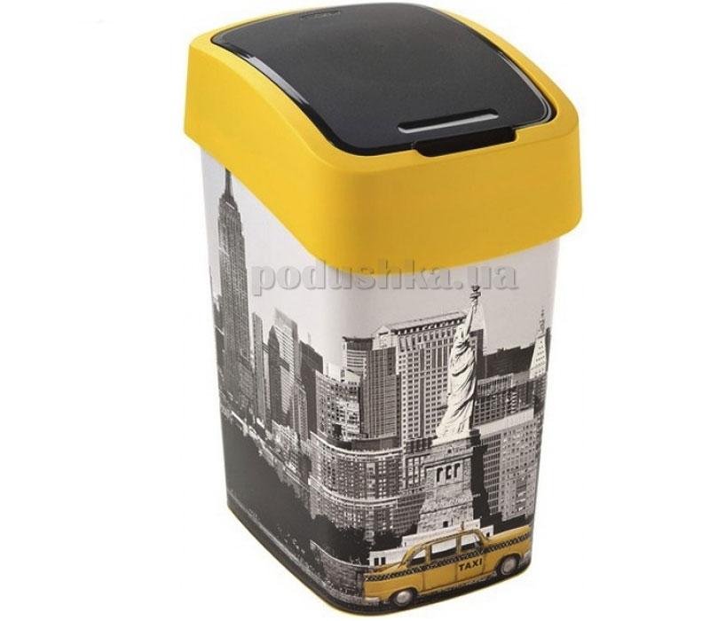 Контейнер для мусора деко Flip bin