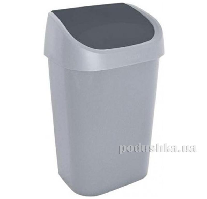 Контейнер для мусора 50л Mistral Swing 99426