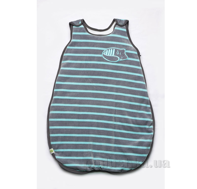 Конверт для новорожденного на выписку Модный Карапуз 03-00481 серый