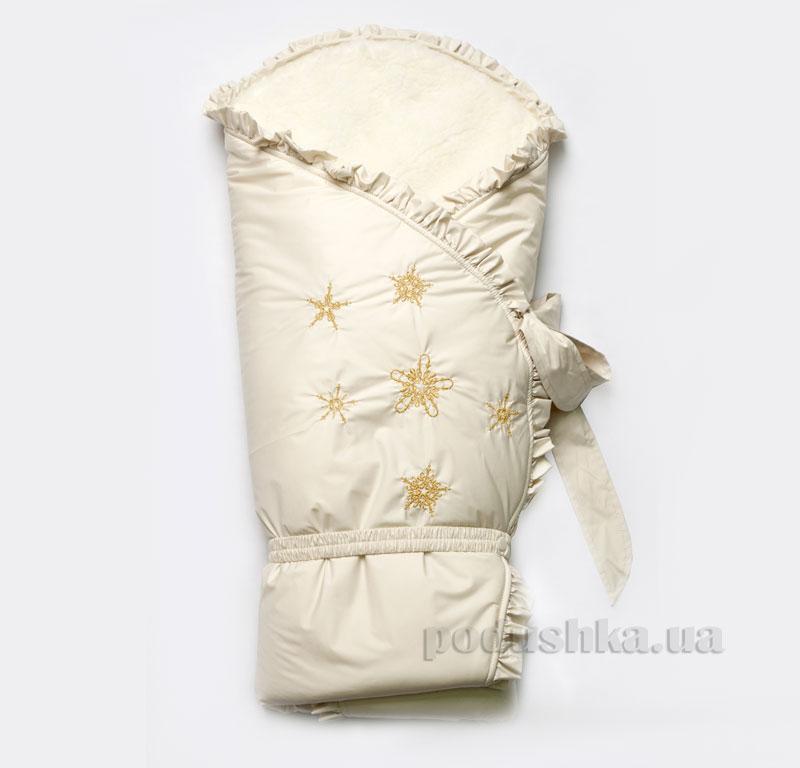 Конверт-одеяло Модный карапуз 07-00033