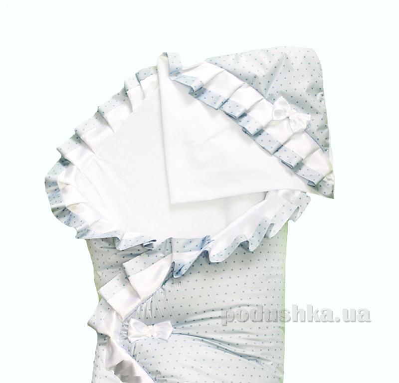 Конверт-одеяло с пеленкой Little Angel КН12 51-53-56