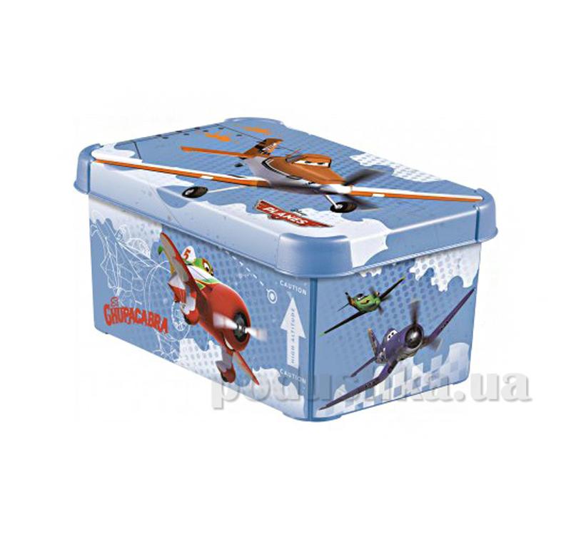 Коробка для детских игрушек Stockholm Самолетик