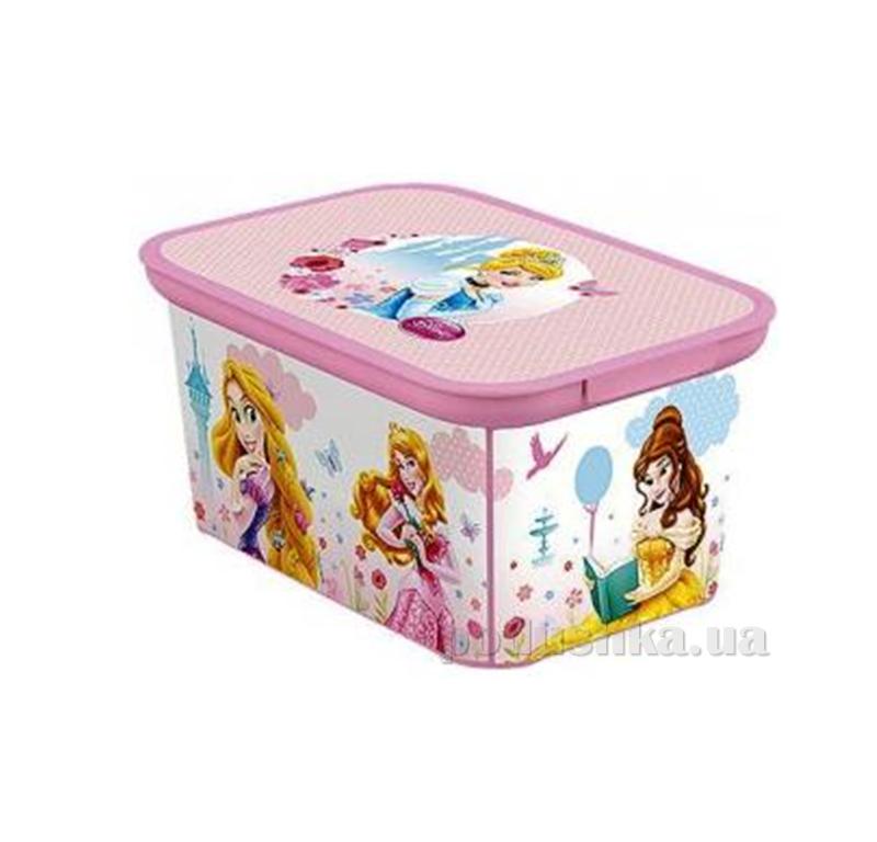 Коробка для хранения игрушек Amsterdam s Принцесса Curver 04729-Р