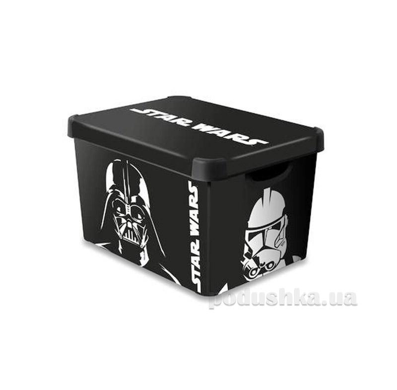 Коробка для хранения Stockholm Curver Звездные войны 04711-S