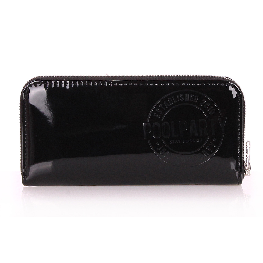 Кошелек Poolparty laquer back wallet