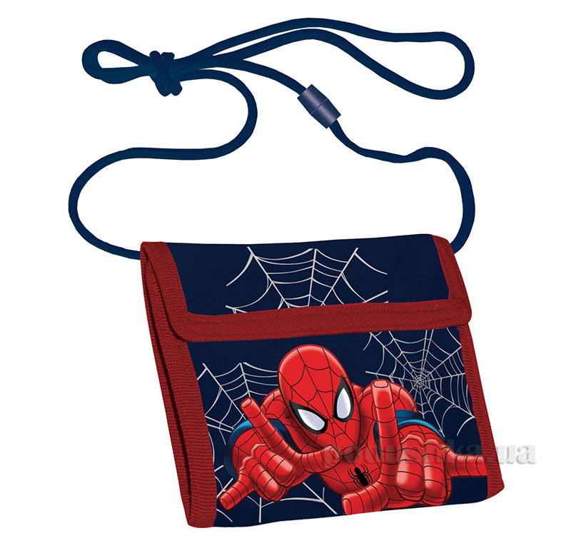 Кошелек Spider-man SMAB-MT1-022 Kinderline