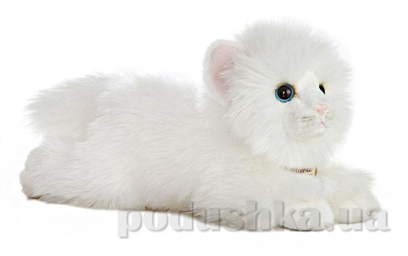 Кошка ангорская белая Aurora