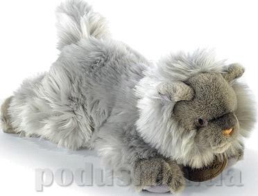 Кошка персидская серая 25 см Aurora K9810845