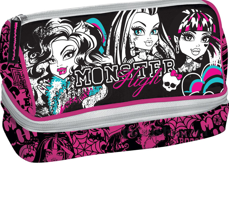 Косметичка Monster High MHBB-RT3-4043