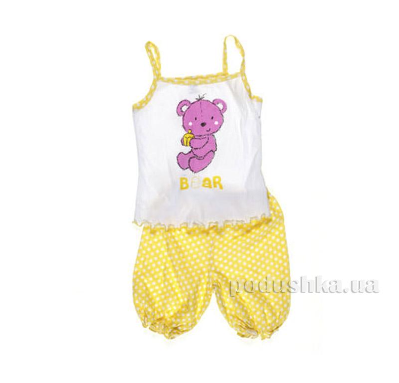 Костюм детский Niso Baby 1016 желтый