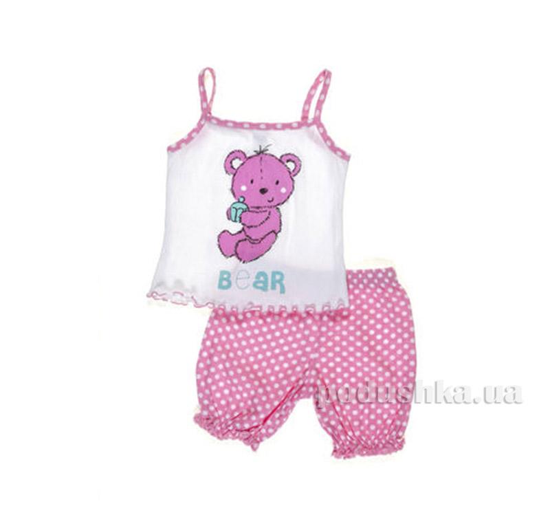 Костюм детский Niso Baby 1016 розовый