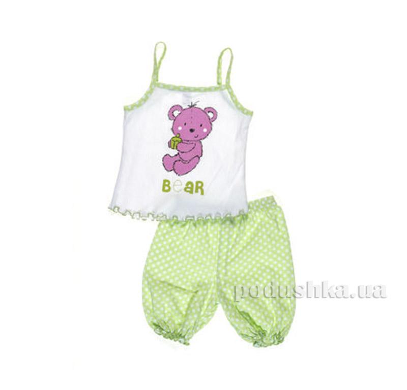 Костюм детский Niso Baby 1016 зеленый