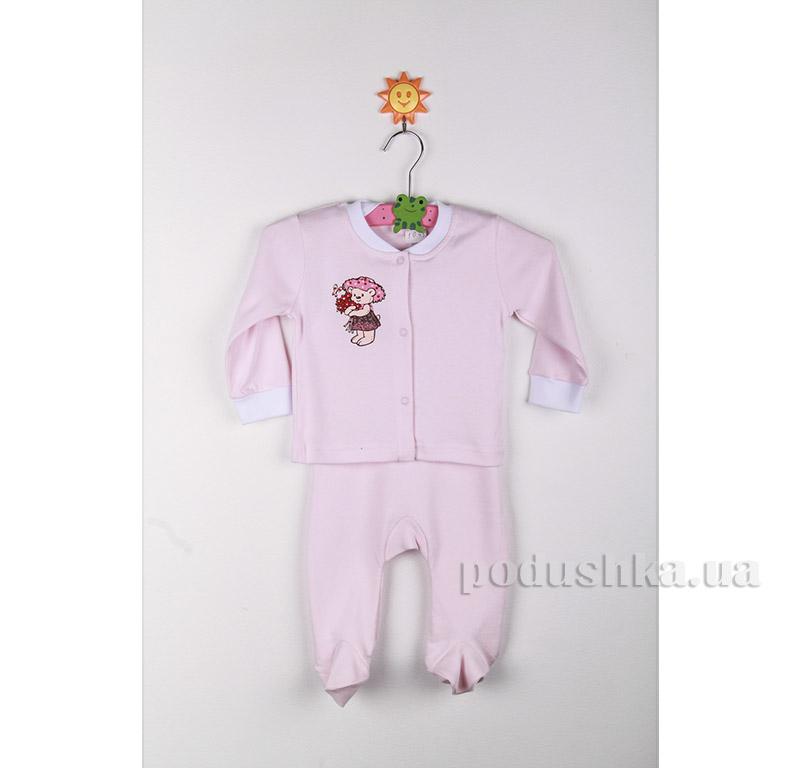 Костюм детский Niso Baby RJ1045 розовый