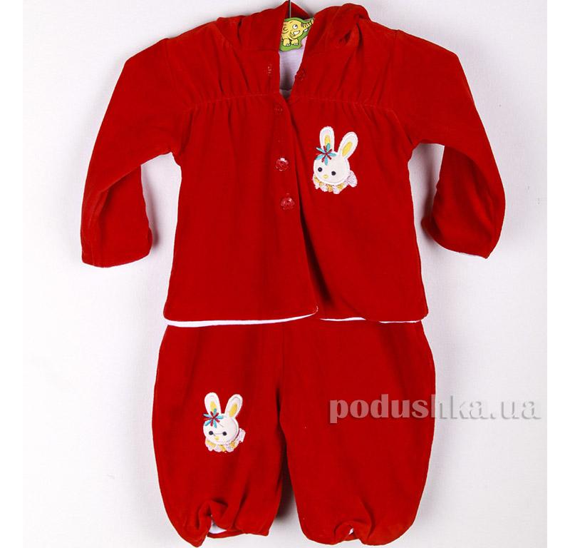 Костюм детский Niso Baby WEL6400 красный