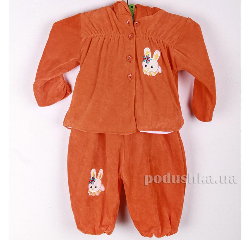 Костюм детский Niso Baby WEL6400 оранжевый