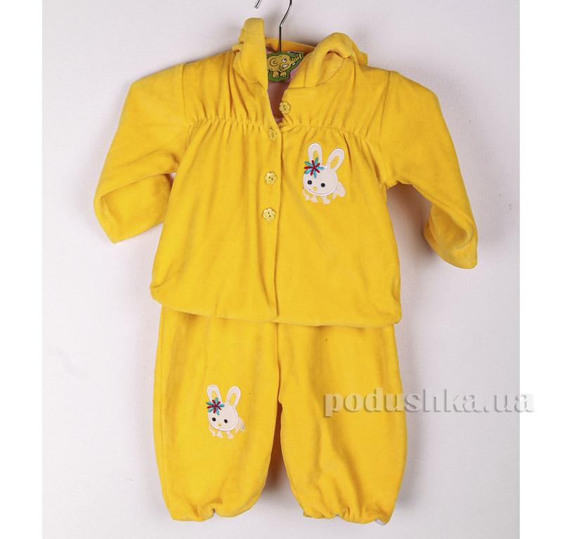 Костюм детский Niso Baby WEL6400 жёлтый