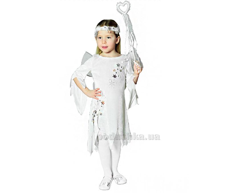 Костюм для девочки Фея-зима Витус 9129