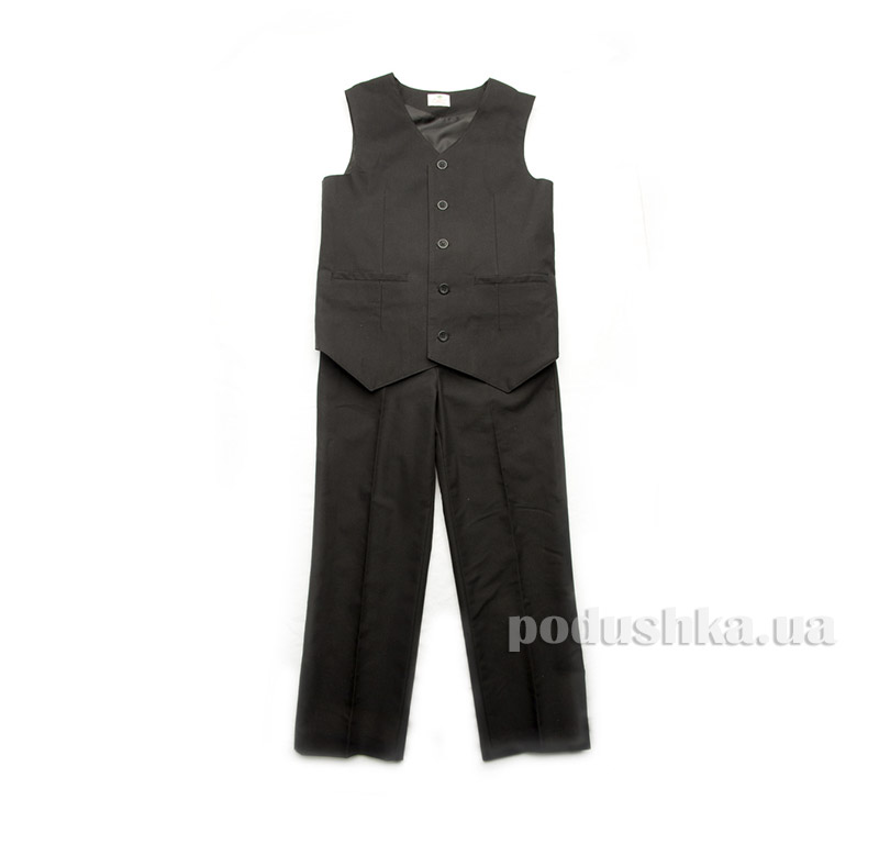 Костюм для мальчика Модный карапуз 03-00630 черный