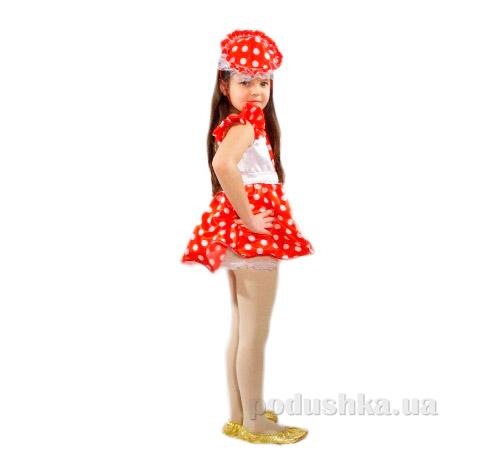 Костюм Грибочка для девочки Украина карнавальная KD19
