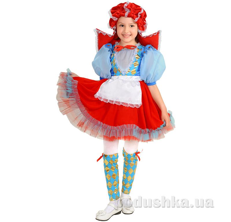 Костюм Красная Шапочка (пышная юбка) Витус