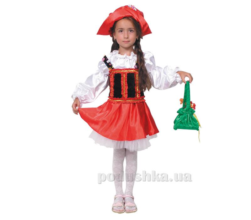 Костюм Красная Шапочка-модница Витус