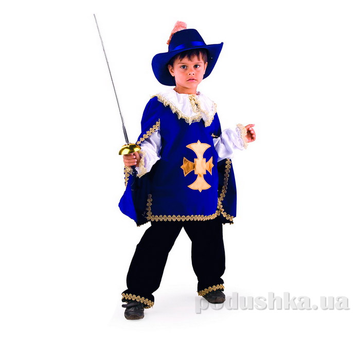 Сшить костюм мушкетера для мальчика своими руками