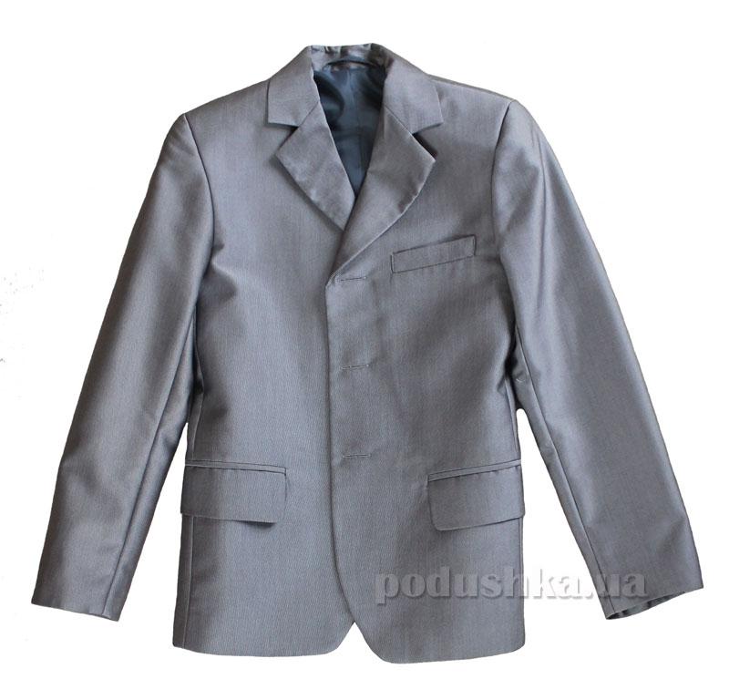 Костюм нарядный Промiнь вМ-0915 светло-серый