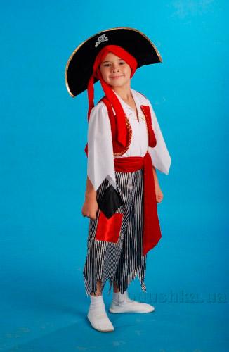 Костюм Пирата 4-6 лет Украина карнавальная KD42