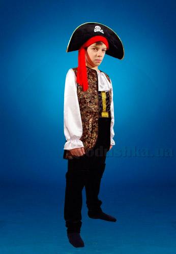 Костюм Пирата Украина карнавальная KD38
