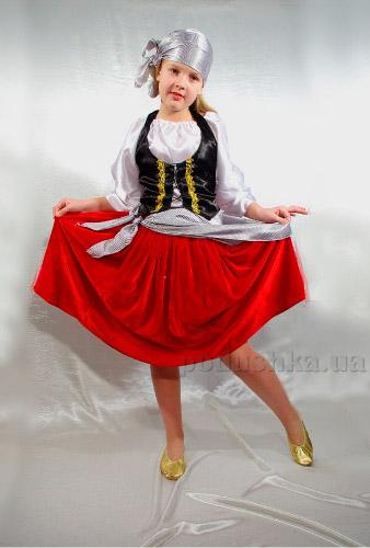 Костюм Пиратки Украина карнавальная KD35