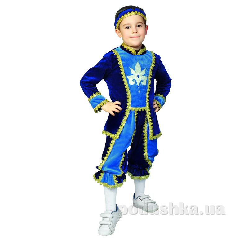 Костюм Принц бордо Витус 9334