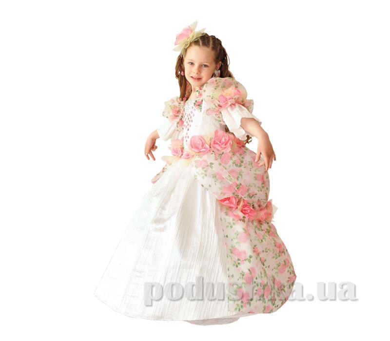 Костюм Принцесса с розами Витус