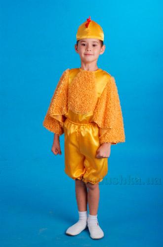 Костюм Цыпленка для мальчика Украина карнавальная KD22