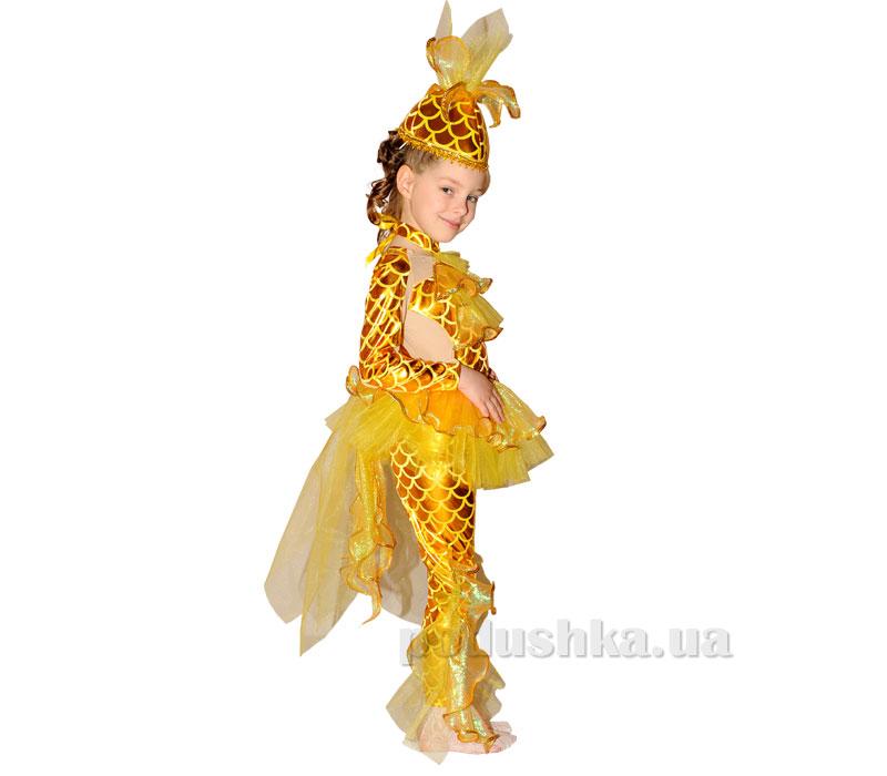 Карнавальный костюм своими руками золотая рыбка