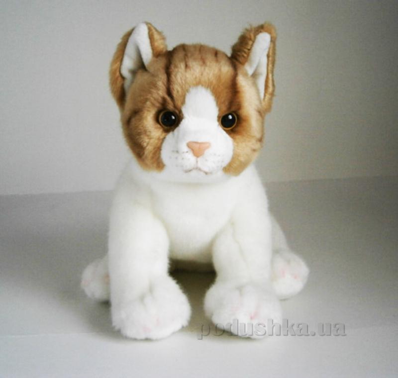 Кот коричнево-белый Devik Toys