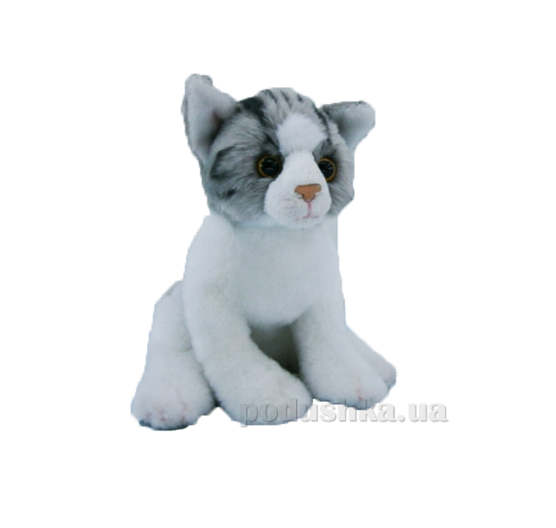 Кот серо-белый Devik Toys