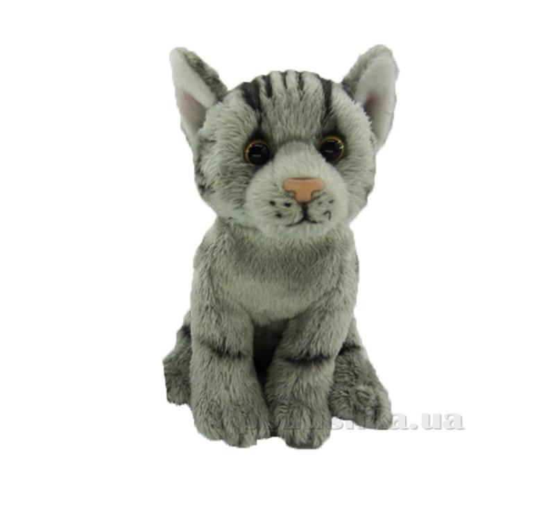 Кот серый полосатый Devik Toys