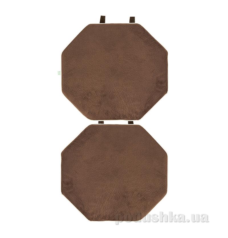 Коврик для сидения bq-style Ergo Lounge коричневый двойной