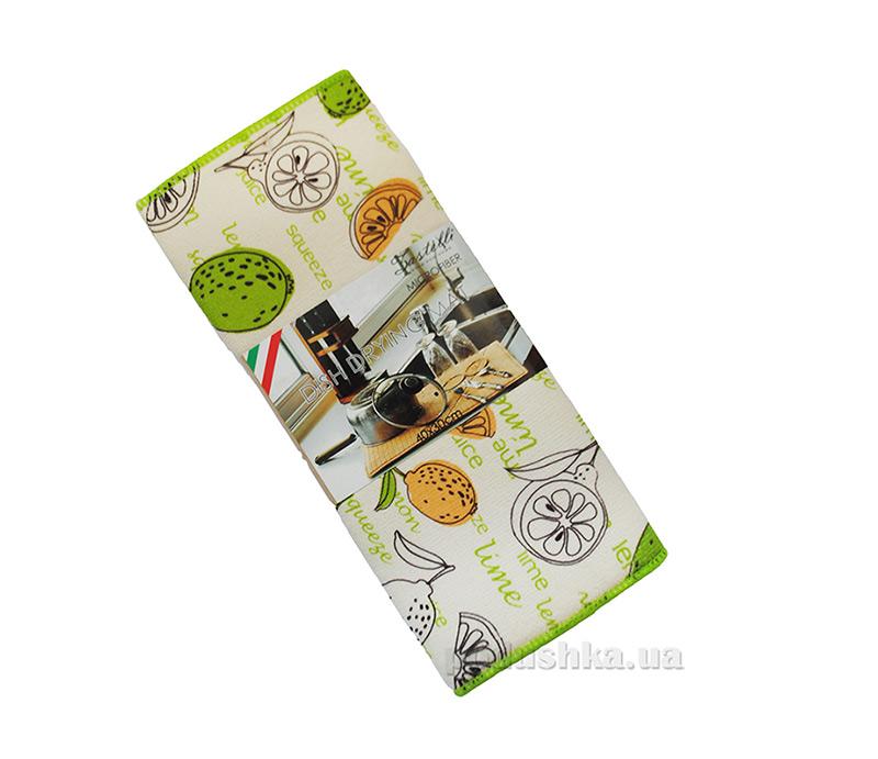 Коврик для сушки посуды Zastelli HY-171 Лимон